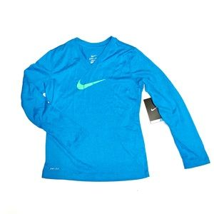 Nike Girls Long Sleeve Shirt
